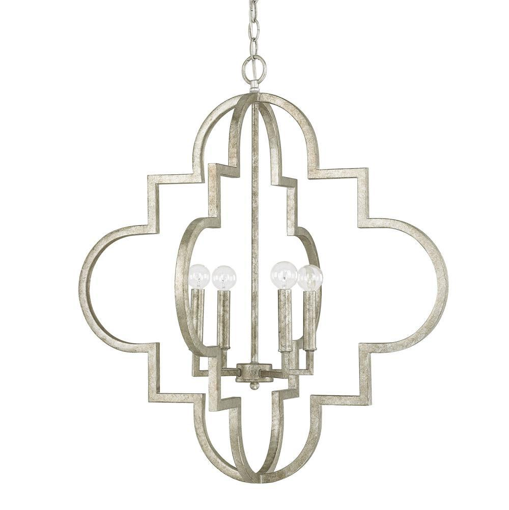 Capital Lighting   4542AS   4 Light Pendant Amazing Design