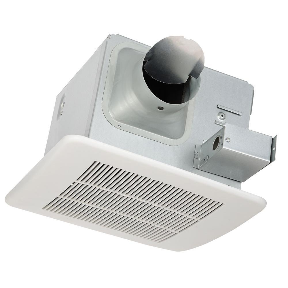 Canarm Bathroom Heating And Ventilation Bath Exhaust Fans Central - Central bathroom exhaust fan
