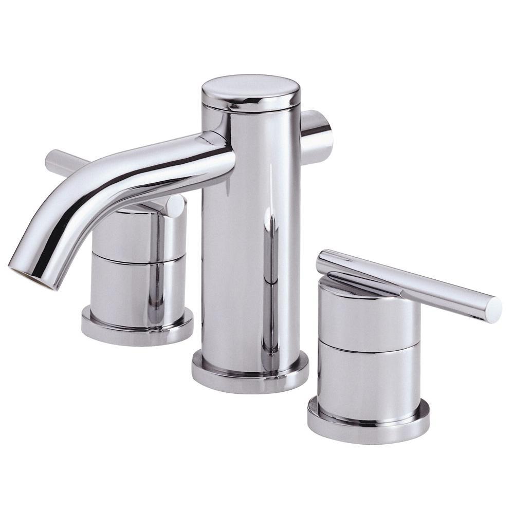 Danze Faucets Bathroom Sink Faucets Mini Widespread | Central ...