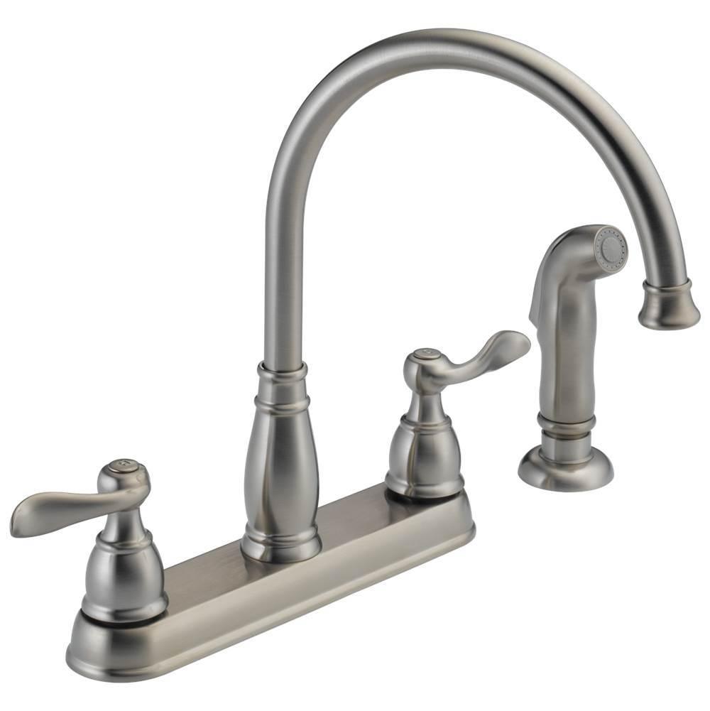 Delta Faucet Faucets Kitchen Faucets | Central Plumbing & Electric ...