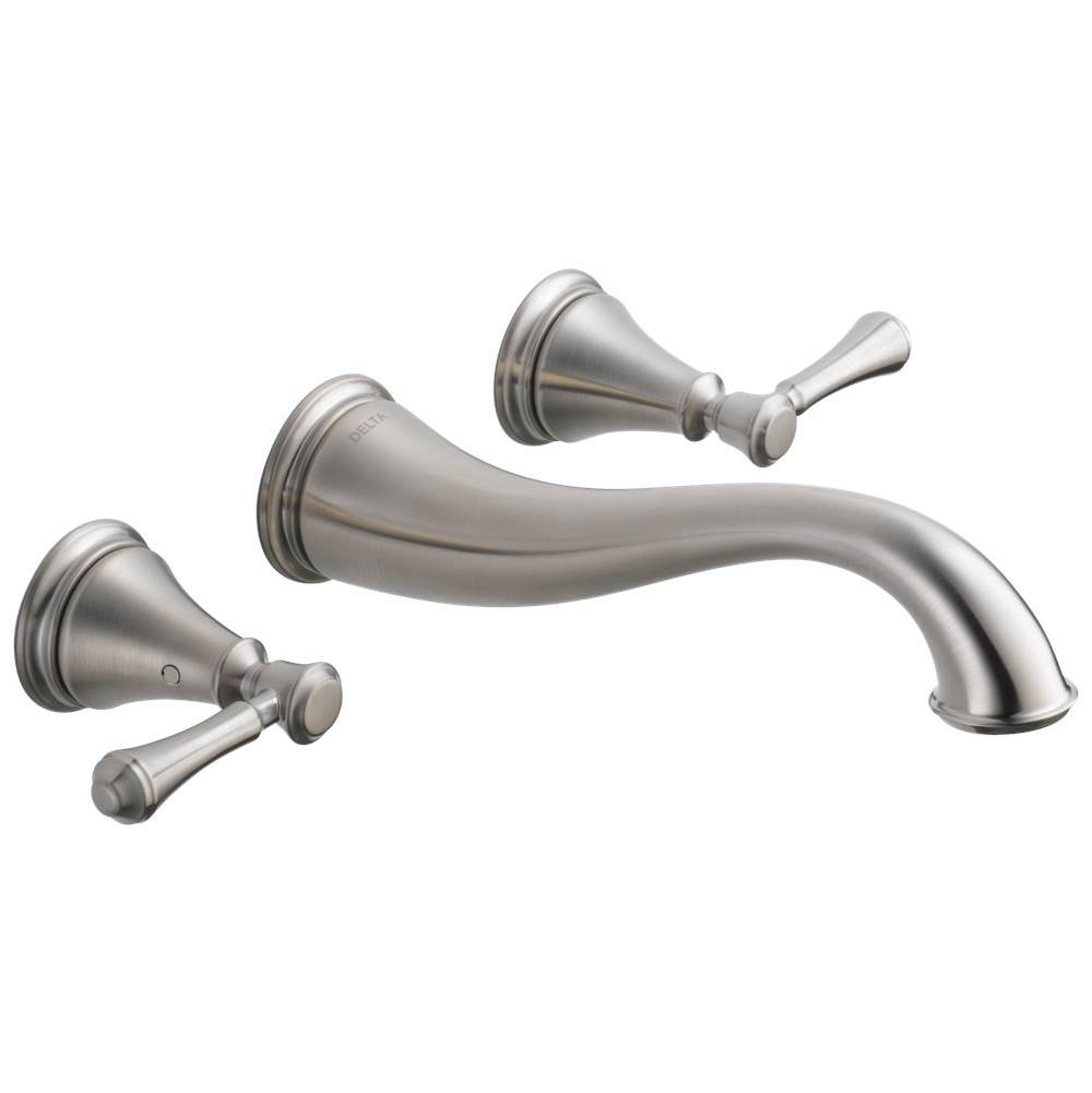 Delta Faucet Faucets Bathroom Sink Faucets Wall Mounted | Central ...