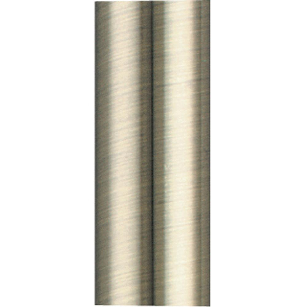 Inch 1 INCH Fanimation DR1SS-18SNW Satin Nickel 18 Stainless Steel DOWNROD