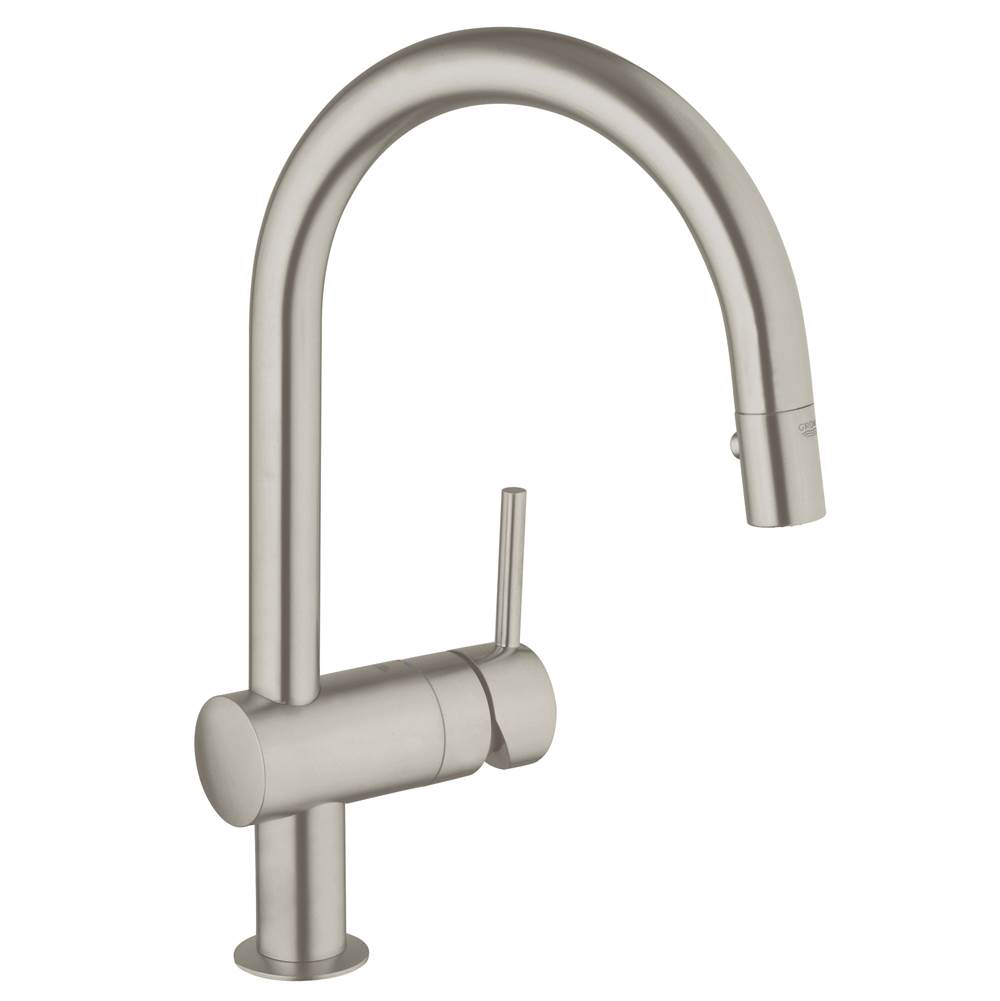 Grohe Faucets Kitchen Faucets | Central Plumbing & Electric Supply ...