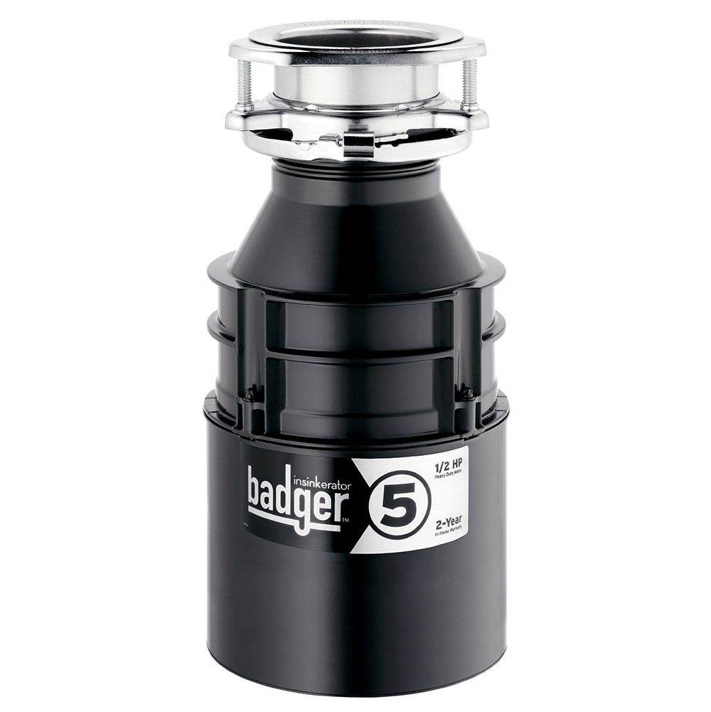 Insinkerator Pro Series  Garbage Disposals item BADGER 5