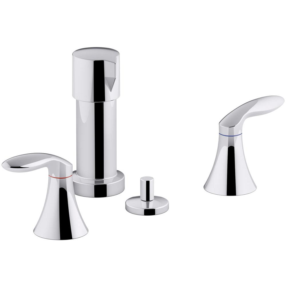 Bidets Bidet Faucets Chromes   Central Plumbing & Electric Supply ...