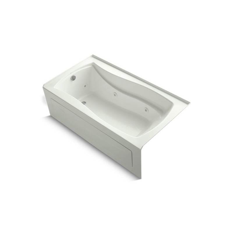 Kohler Three Wall Alcove Whirlpool Bathtubs item 1224-HL-NY