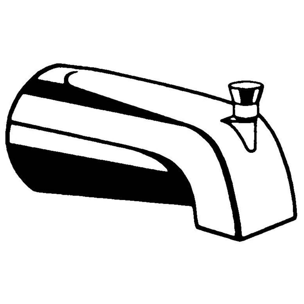Moen Tub Spouts | Central Plumbing & Electric Supply - Brownsville ...