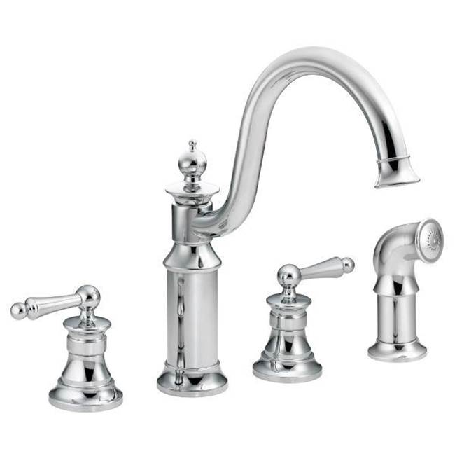 Moen Faucets Kitchen Faucets | Central Plumbing & Electric Supply ...