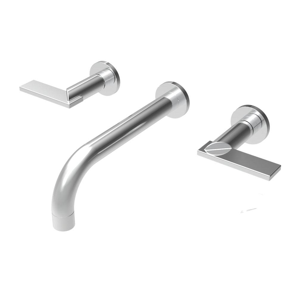 Newport Brass Wall Mounted Bathroom Sink Faucets item 3-2481/08W