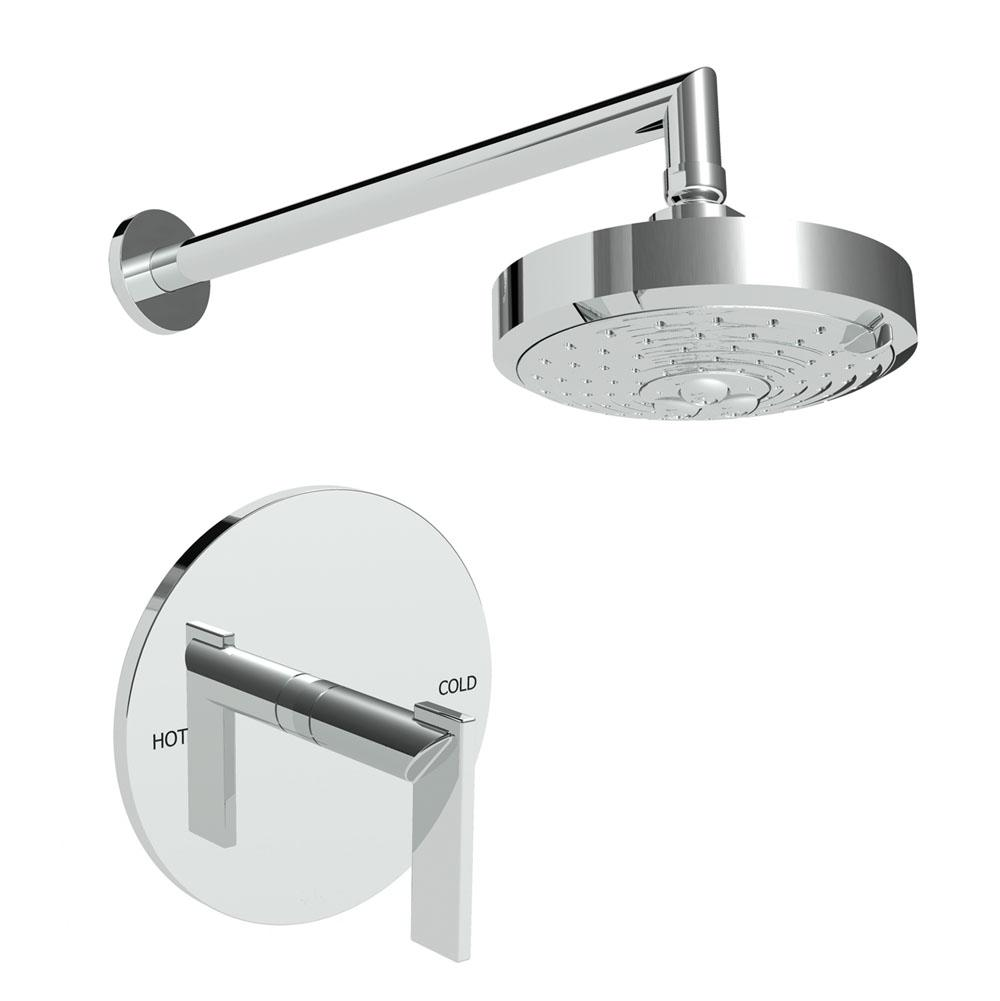 Newport Brass  Shower Only Faucets With Head item 3-2494BP/08A
