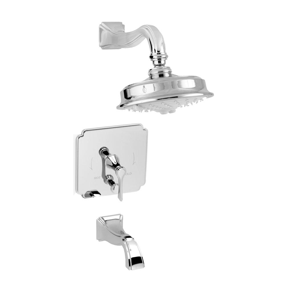 Newport Brass  Tub And Shower Faucets item 3-2532BP/15A