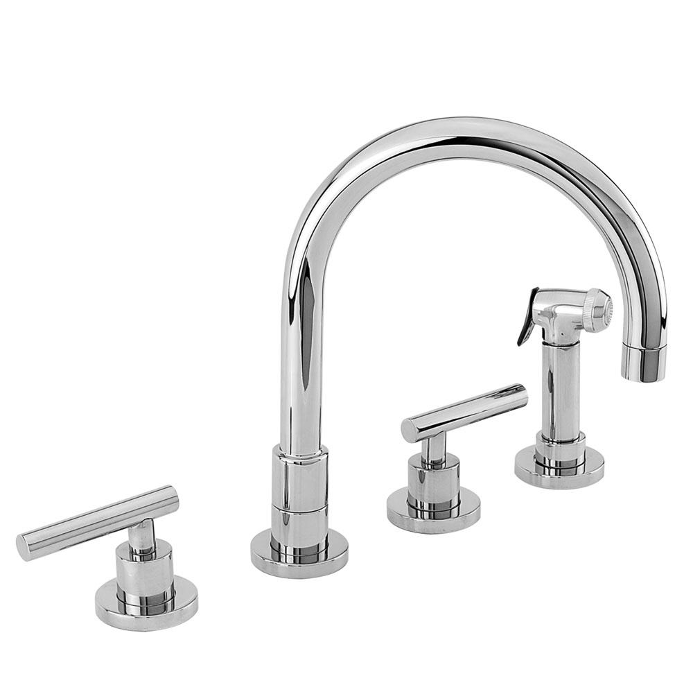 Faucets Kitchen Faucets Deck Mount | Central Plumbing & Electric ...