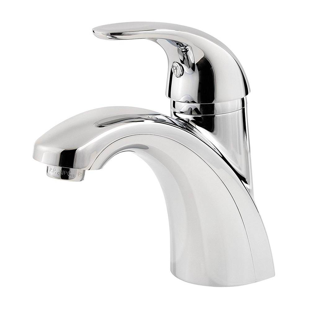 Pfister Faucets Bathroom Sink Faucets Single Hole | Central Plumbing ...