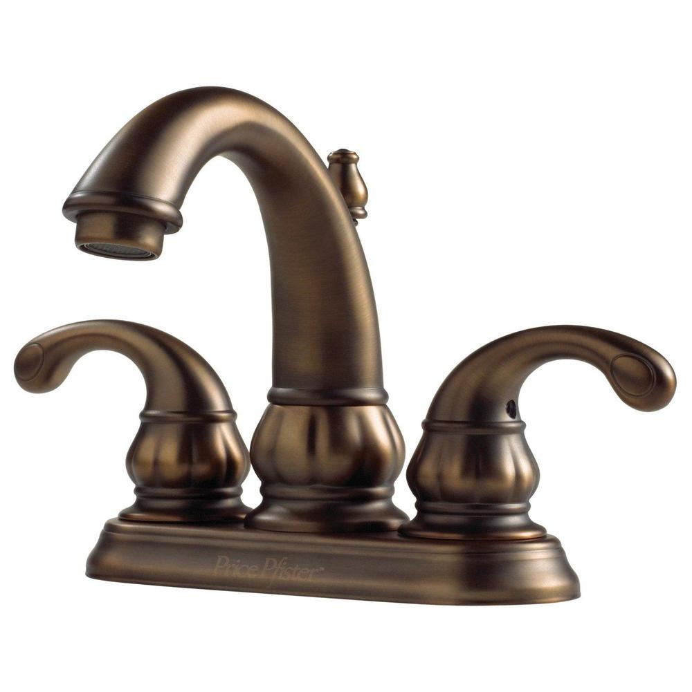 Pfister Treviso Velvet Aged Bronze   Central Plumbing & Electric ...