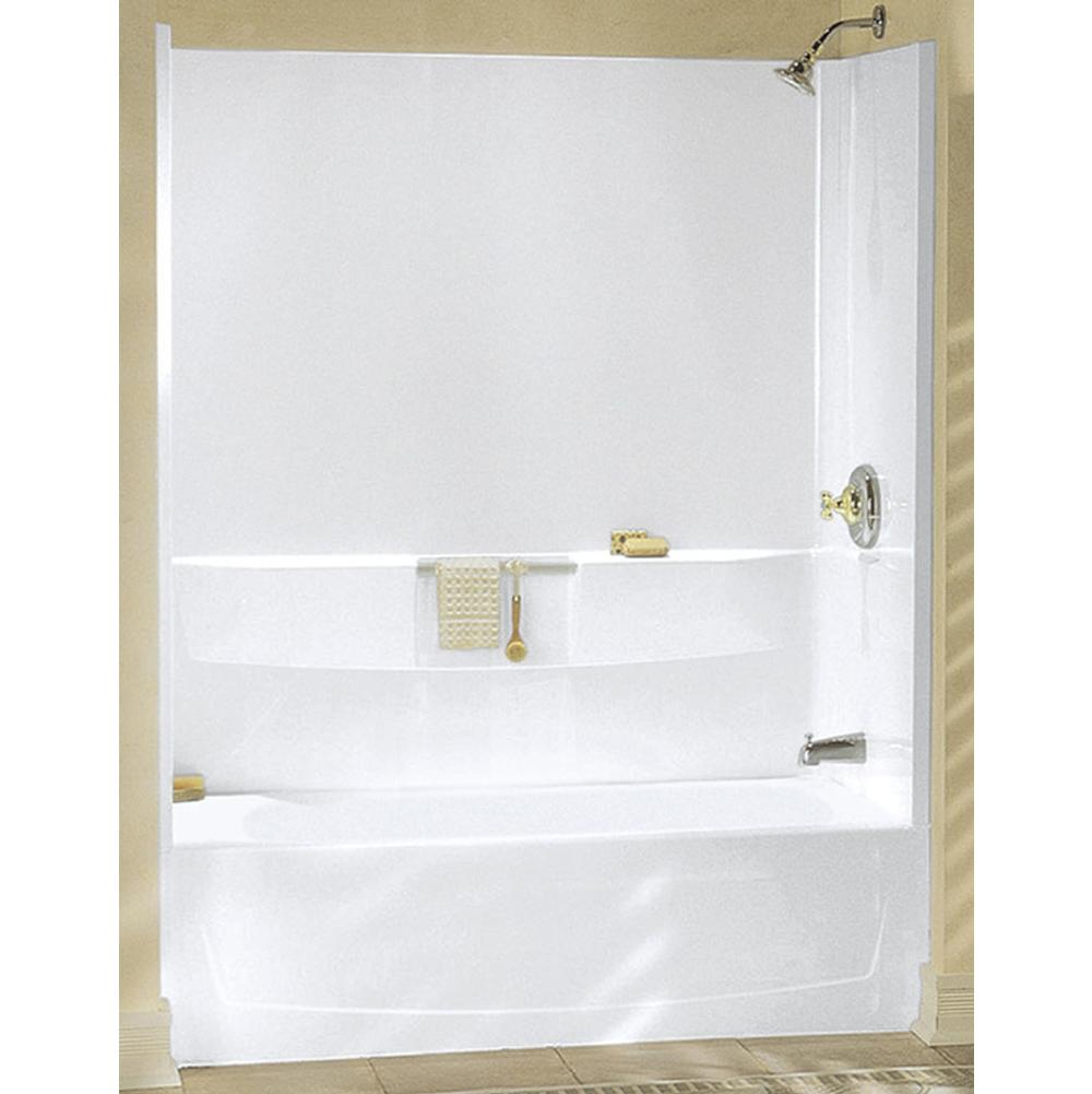 Sterling Plumbing Showers Shower Enclosures White | Central ...