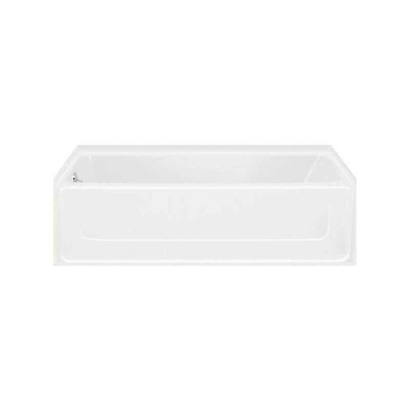 Sterling Plumbing Three Wall Alcove Soaking Tubs item 61041110-0