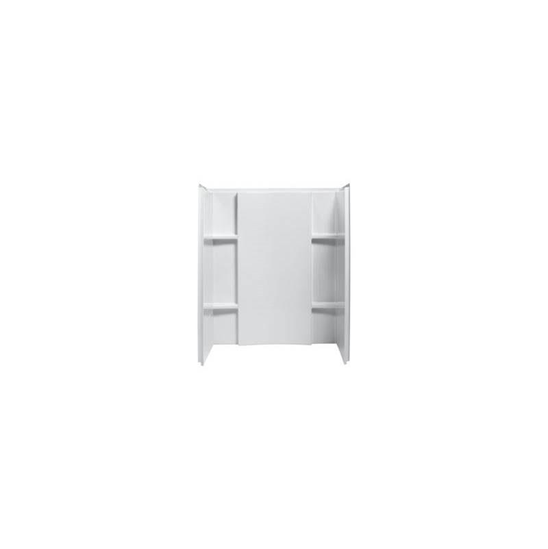 Sterling Plumbing Showers Shower Enclosures Accord White | Central ...