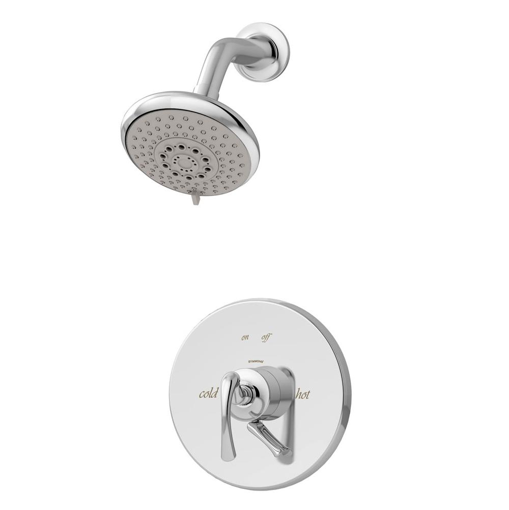 Symmons  Shower Only Faucets With Head item S-5201-X